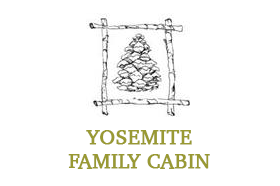 Yosemite Mountain Cabin Retreat Logo