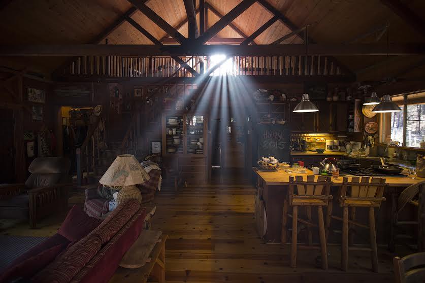 Morning Light Main Cabin